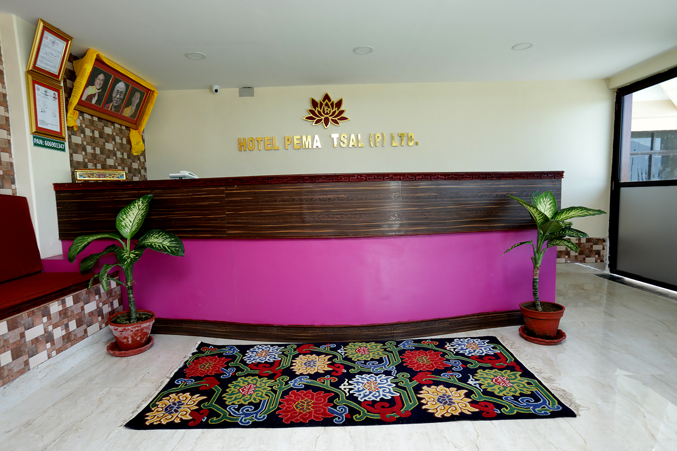 Welcome To <span>Hotel Pema Tsal</span>